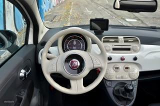 Fotos prueba Fiat 500C 1.3 Multijet Foto 35