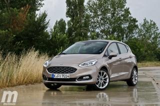 Fotos prueba Ford Fiesta 2017 - Foto 1