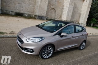 Fotos prueba Ford Fiesta 2017 - Foto 3