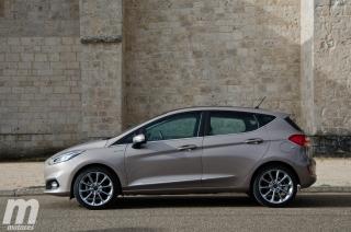 Fotos prueba Ford Fiesta 2017 - Foto 4