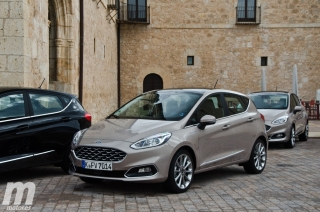 Fotos prueba Ford Fiesta 2017 - Foto 5