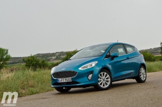 Fotos prueba Ford Fiesta 2017 Foto 7