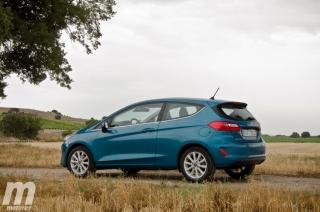 Fotos prueba Ford Fiesta 2017 Foto 8