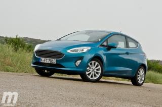 Fotos prueba Ford Fiesta 2017 Foto 12
