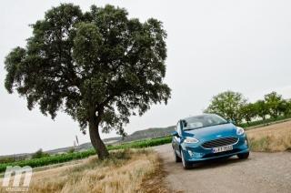Fotos prueba Ford Fiesta 2017 Foto 14