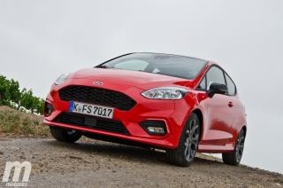 Fotos prueba Ford Fiesta 2017 Foto 15