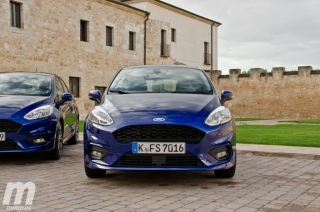 Fotos prueba Ford Fiesta 2017 Foto 18
