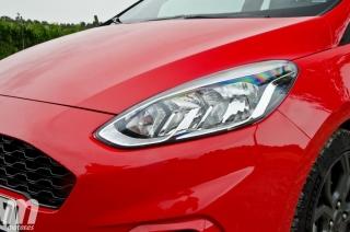 Fotos prueba Ford Fiesta 2017 Foto 21