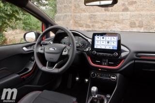 Fotos prueba Ford Fiesta 2017 Foto 29