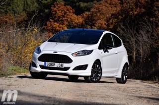 Fotos prueba Ford Fiesta EcoBoost ST Line - Foto 1