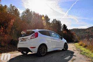 Fotos prueba Ford Fiesta EcoBoost ST Line - Foto 6