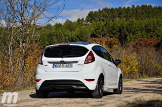 Fotos prueba Ford Fiesta EcoBoost ST Line - Miniatura 8