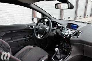 Fotos prueba Ford Fiesta EcoBoost ST Line - Miniatura 23