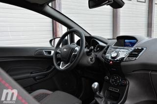 Fotos prueba Ford Fiesta EcoBoost ST Line - Miniatura 24