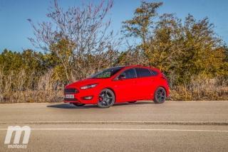 Galería prueba Ford Focus - Foto 1