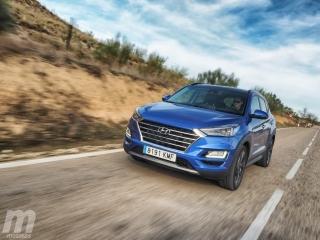 Foto 1 - Fotos prueba Hyundai Tucson 2019