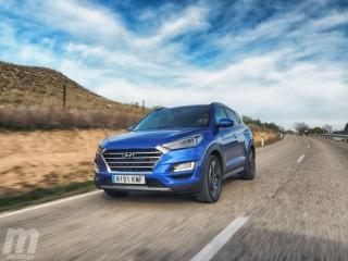 Foto 3 - Fotos prueba Hyundai Tucson 2019