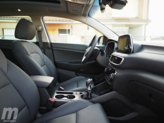 Fotos prueba Hyundai Tucson 2019 Foto 36