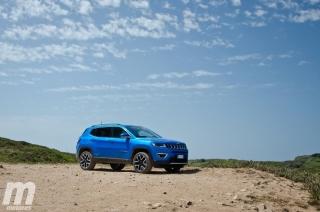 Fotos prueba Jeep Compass 2017 Foto 13