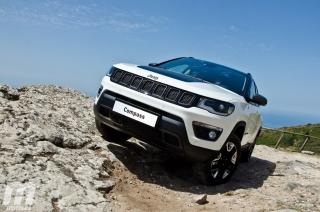 Fotos prueba Jeep Compass 2017 Foto 19