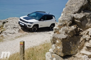 Fotos prueba Jeep Compass 2017 Foto 20