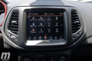Fotos prueba Jeep Compass 2017 Foto 33