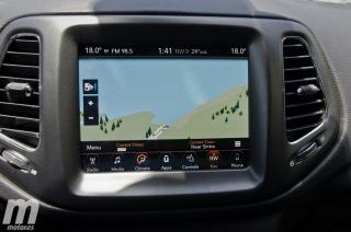 Fotos prueba Jeep Compass 2017 Foto 34