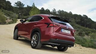Fotos prueba Lexus NX 300h Foto 7