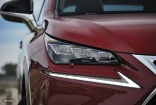Fotos prueba Lexus NX 300h Foto 19