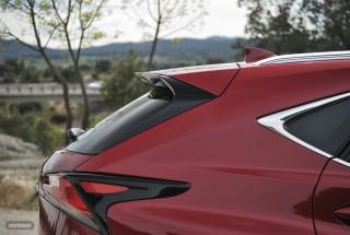 Fotos prueba Lexus NX 300h Foto 26