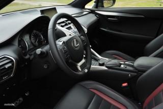 Fotos prueba Lexus NX 300h Foto 33