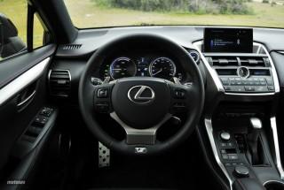 Fotos prueba Lexus NX 300h Foto 35