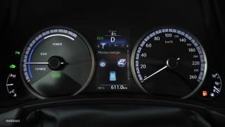 Fotos prueba Lexus NX 300h Foto 36