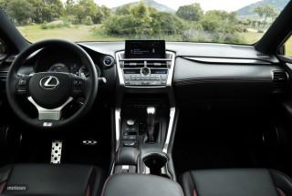 Fotos prueba Lexus NX 300h Foto 41