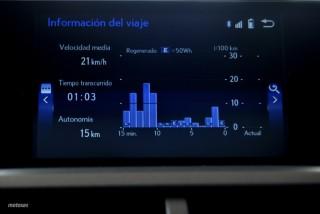 Fotos prueba Lexus NX 300h Foto 43