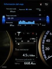 Fotos prueba Lexus NX 300h Foto 45