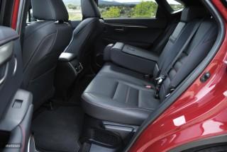 Fotos prueba Lexus NX 300h Foto 54