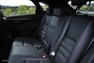 Fotos prueba Lexus NX 300h Foto 56