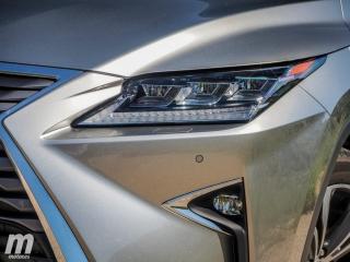 Fotos prueba Lexus RX 450h L Foto 23