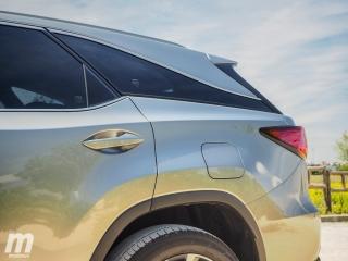 Fotos prueba Lexus RX 450h L Foto 27
