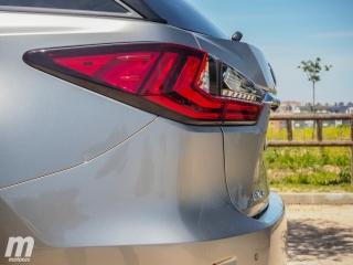 Fotos prueba Lexus RX 450h L Foto 28