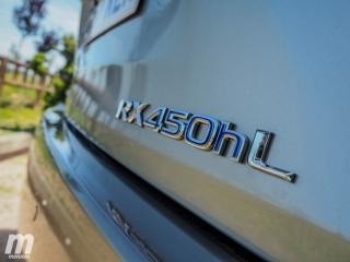 Fotos prueba Lexus RX 450h L Foto 29