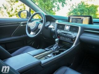 Fotos prueba Lexus RX 450h L Foto 32