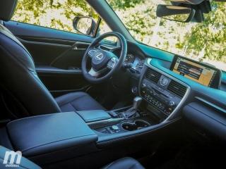 Fotos prueba Lexus RX 450h L Foto 33