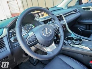 Fotos prueba Lexus RX 450h L Foto 34