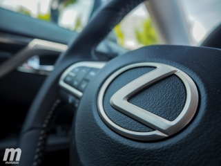Fotos prueba Lexus RX 450h L Foto 35
