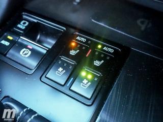 Fotos prueba Lexus RX 450h L Foto 42