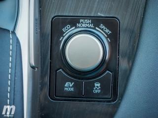 Fotos prueba Lexus RX 450h L Foto 46