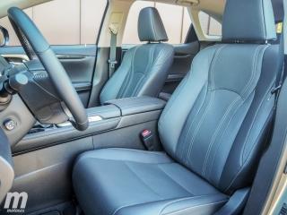 Fotos prueba Lexus RX 450h L Foto 47