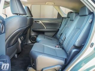 Fotos prueba Lexus RX 450h L Foto 48